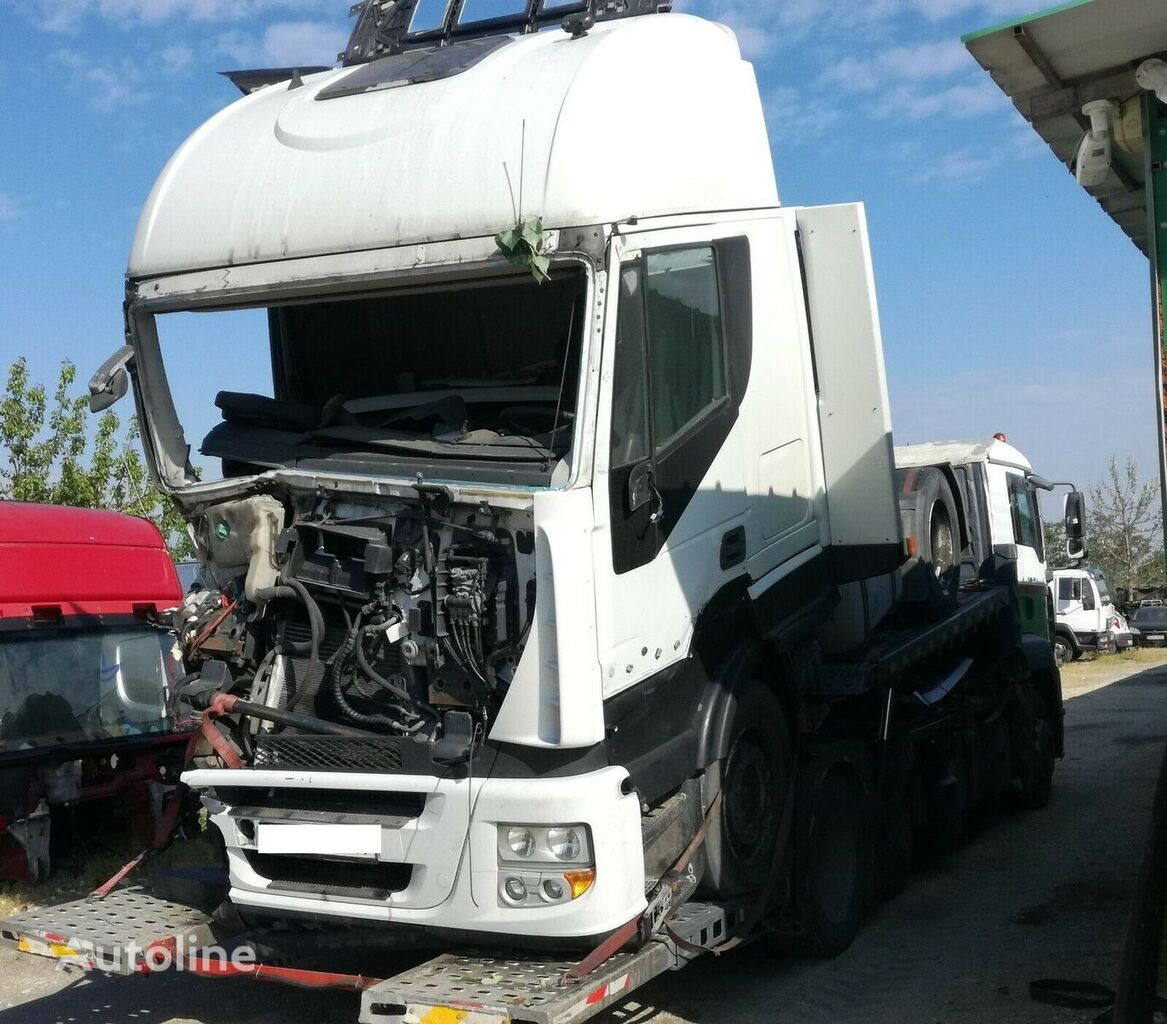 IVECO STRALIS tractor unit for parts