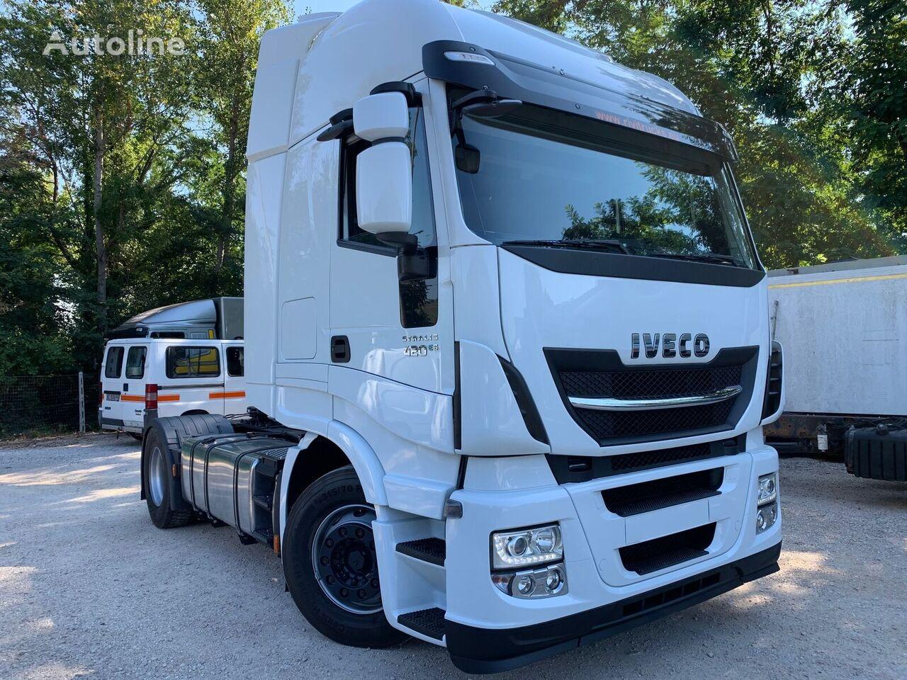 IVECO Stralis 420 E6 MOTORE NUOVO Km 0 tractor unit