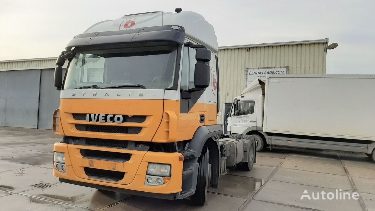 IVECO Stralis 440S36 ZF As-Tronic ^ Airco tractor unit
