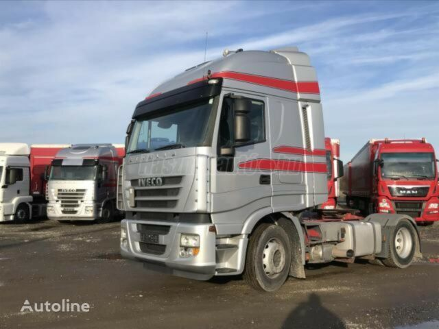 IVECO Stralis 450 Intarder Euro 5 tractor unit