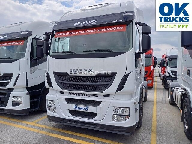 IVECO Stralis AS440S46T/P tractor unit