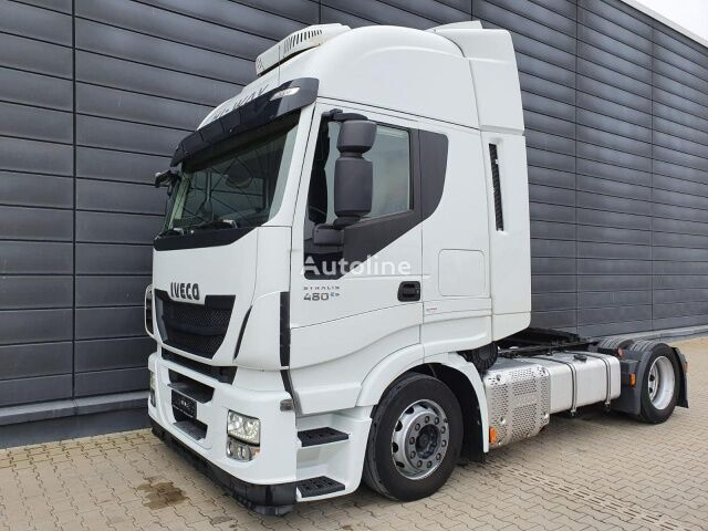 IVECO Stralis AS440S48T/FP-LT / LowDeck  tractor unit
