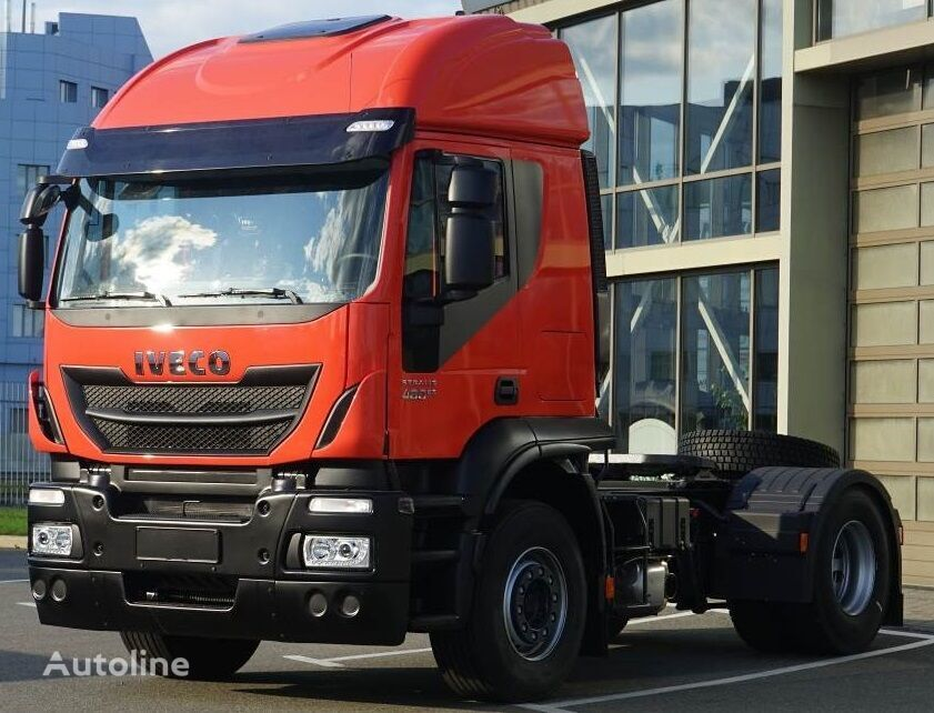 new IVECO Stralis AT440S46T/P RR tractor unit