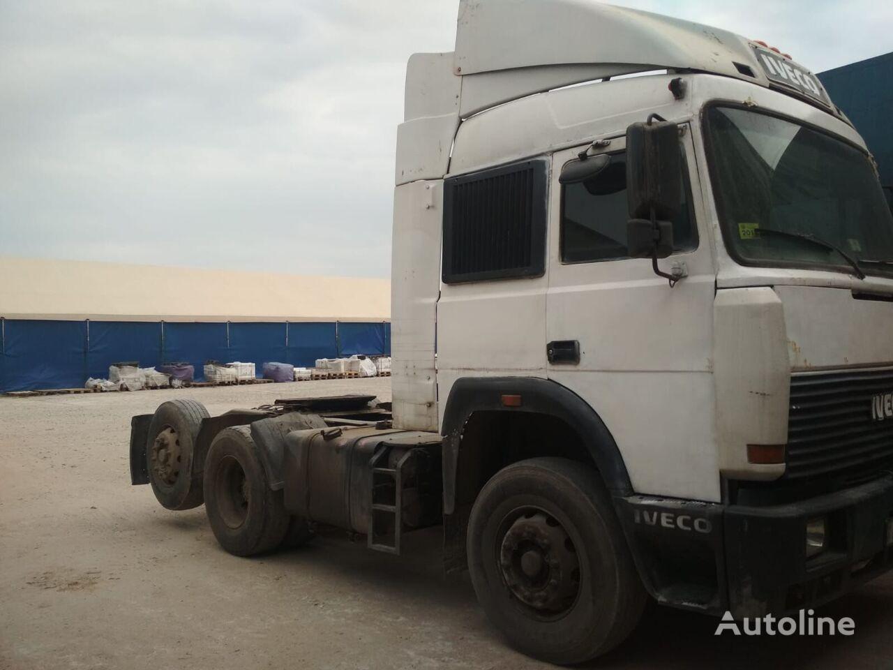 IVECO Turbostar 190 tractor unit