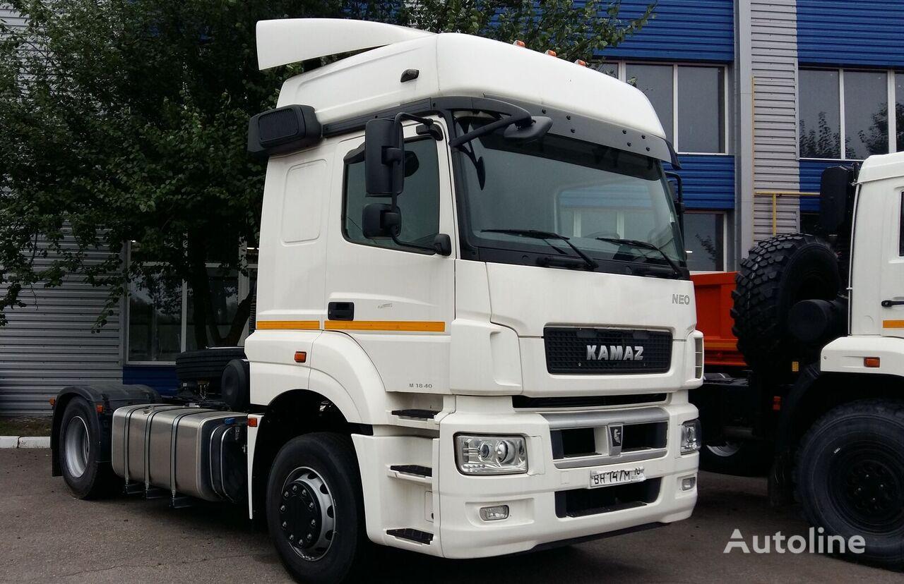 new KAMAZ 5490-90024-87 (NEO) tractor unit