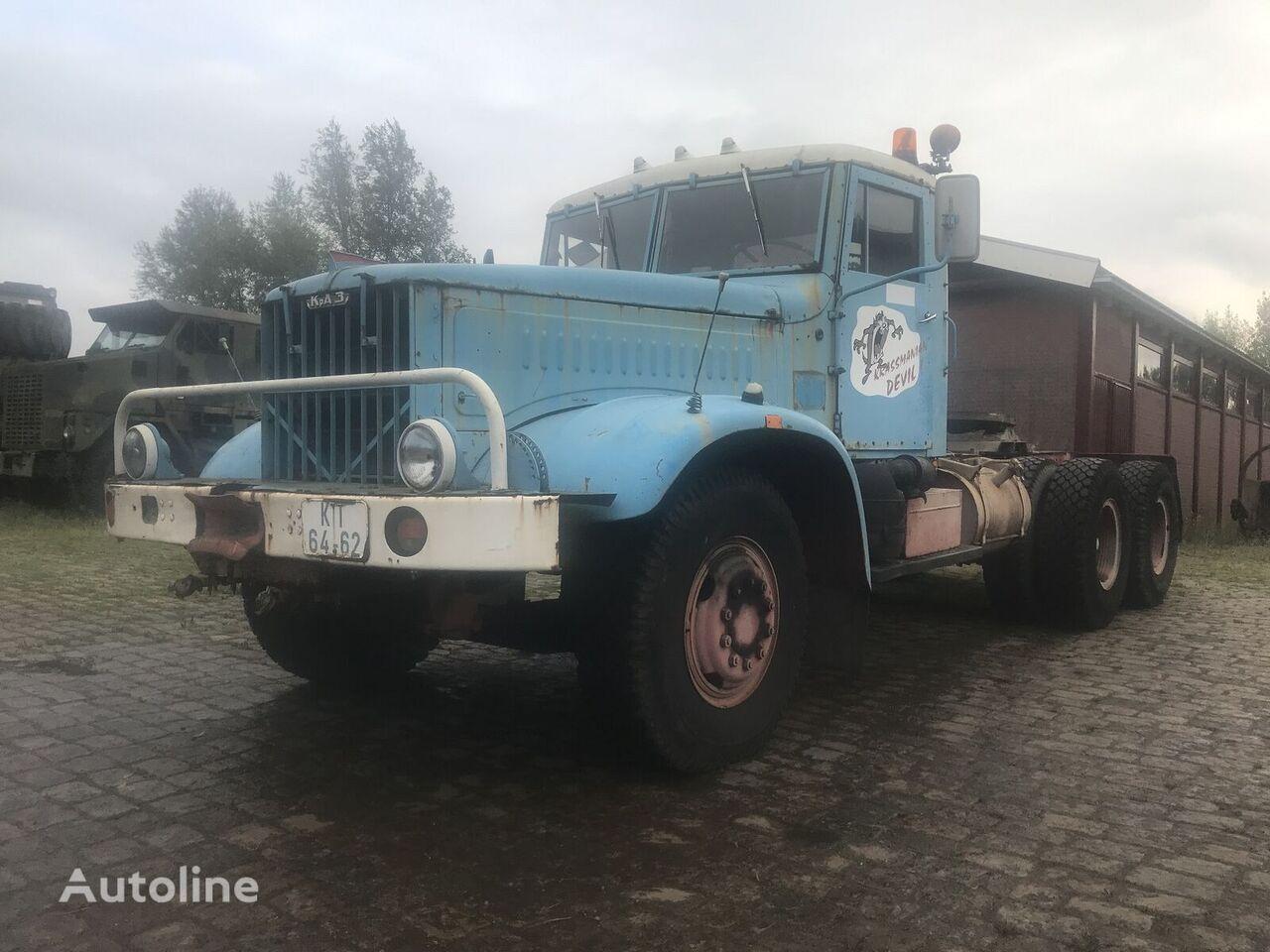 KRAZ 258 B tractor unit