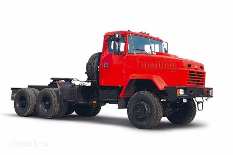 KRAZ 6443 tractor unit