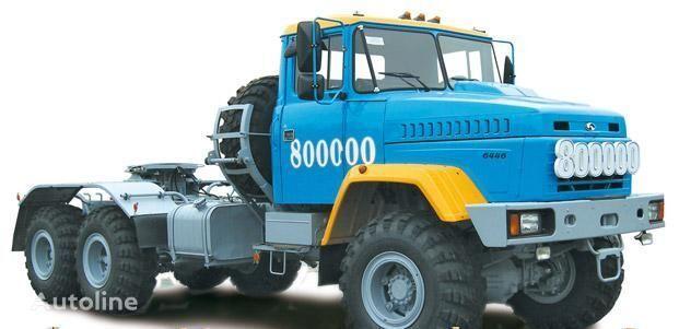 KRAZ 6446 tractor unit