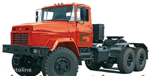 new KRAZ 6446-014 tractor unit