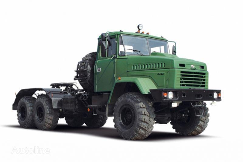 KRAZ 6446 tip 1 tractor unit