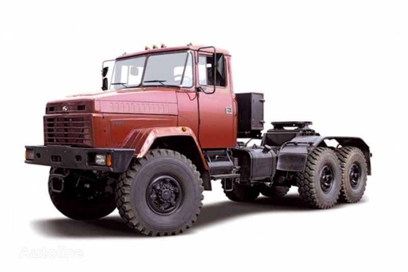 new KRAZ 6446 tip 2 tractor unit