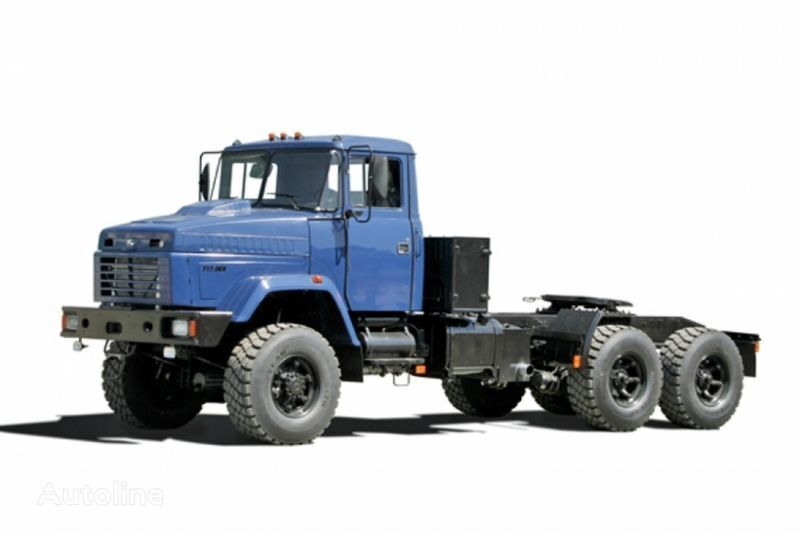 KRAZ T17.0EH tractor unit