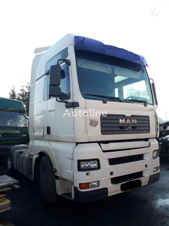 MAN 18.430, semi-trailer trucks tractor unit for parts