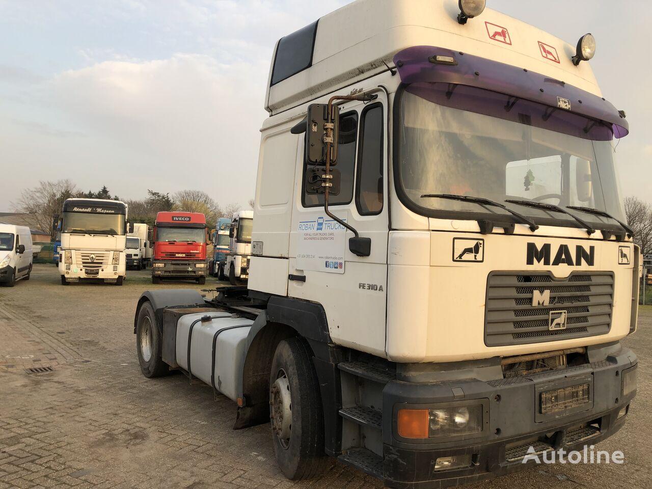 MAN 19.314 tractor unit