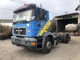 MAN 19.343 F2000 INJECTOR tractor unit