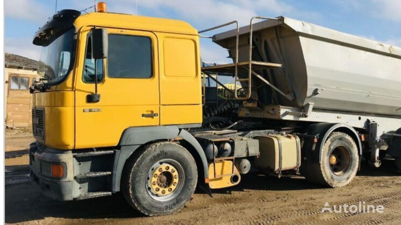 MAN 19.463 tractor unit