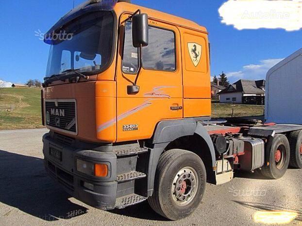 MAN 33603 tractor unit