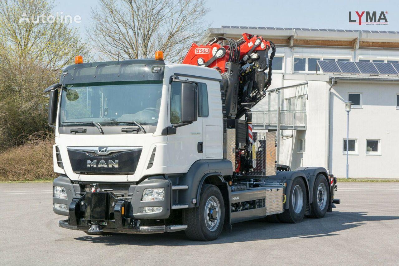 new MAN 6x4 HYDRODRIVE - SZM - SOFORT tractor unit