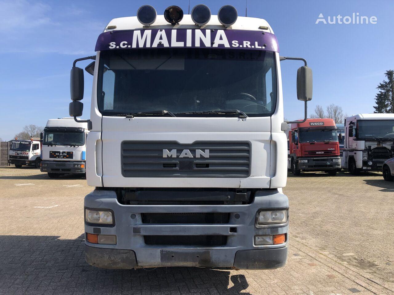MAN TGA 18.410 tractor unit