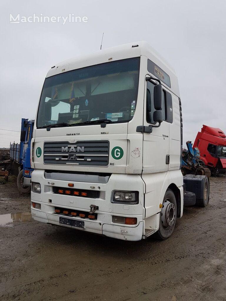 MAN TGA 18.460 XL tractor unit