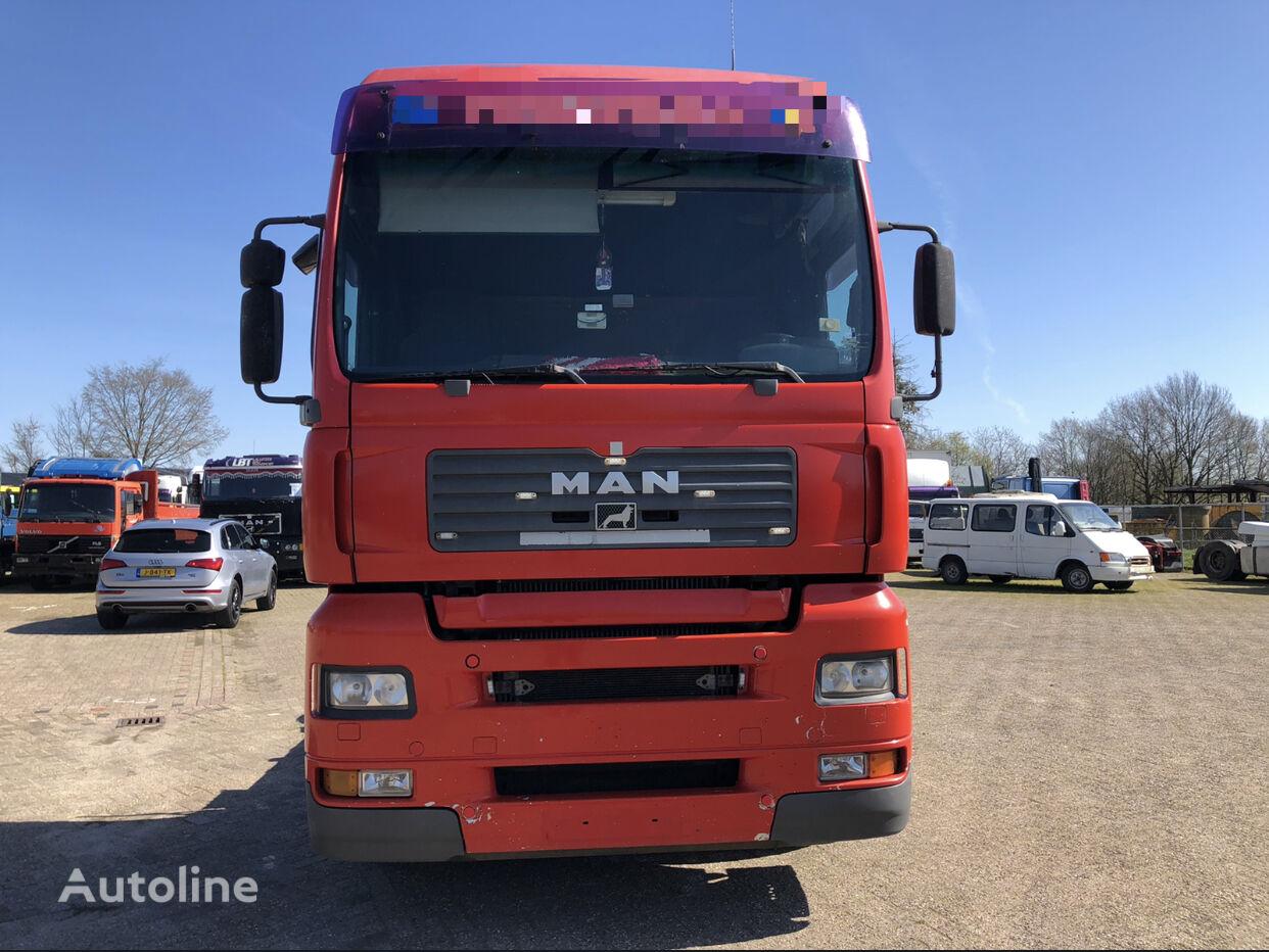MAN TGA 18.463 tractor unit