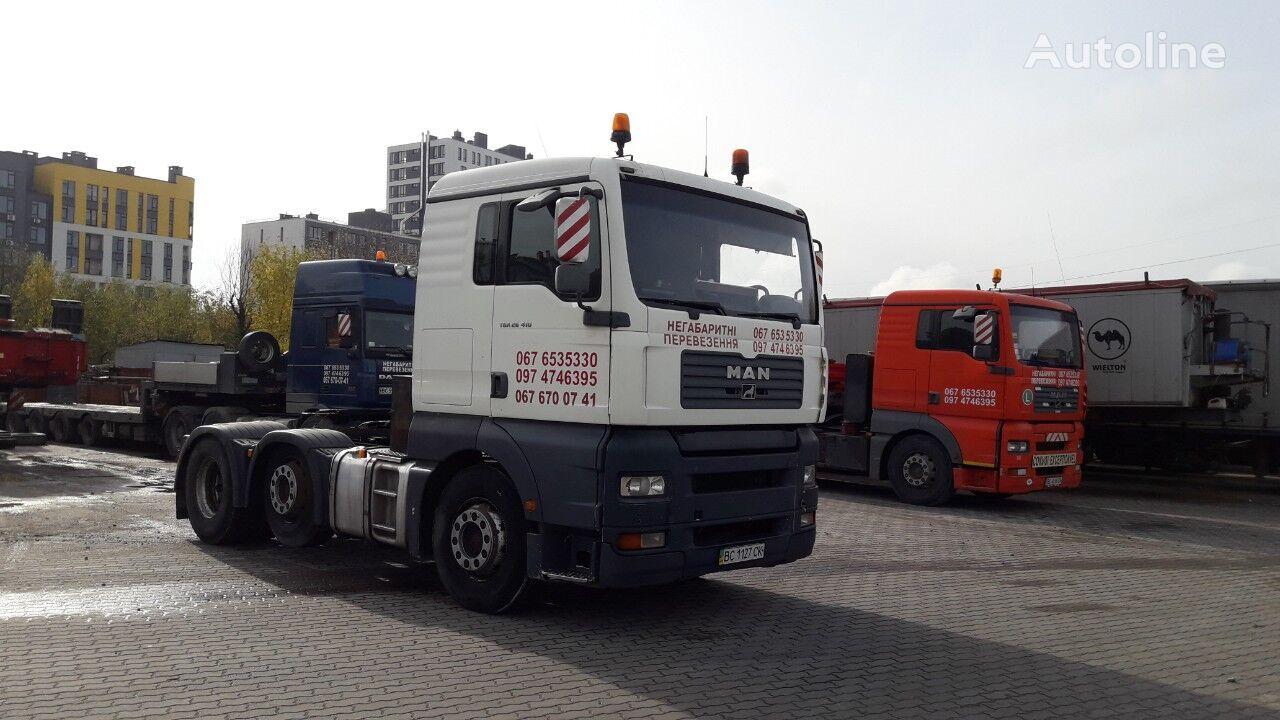 MAN TGA 26 tractor unit