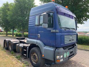 MAN TGA 26.460 tractor unit