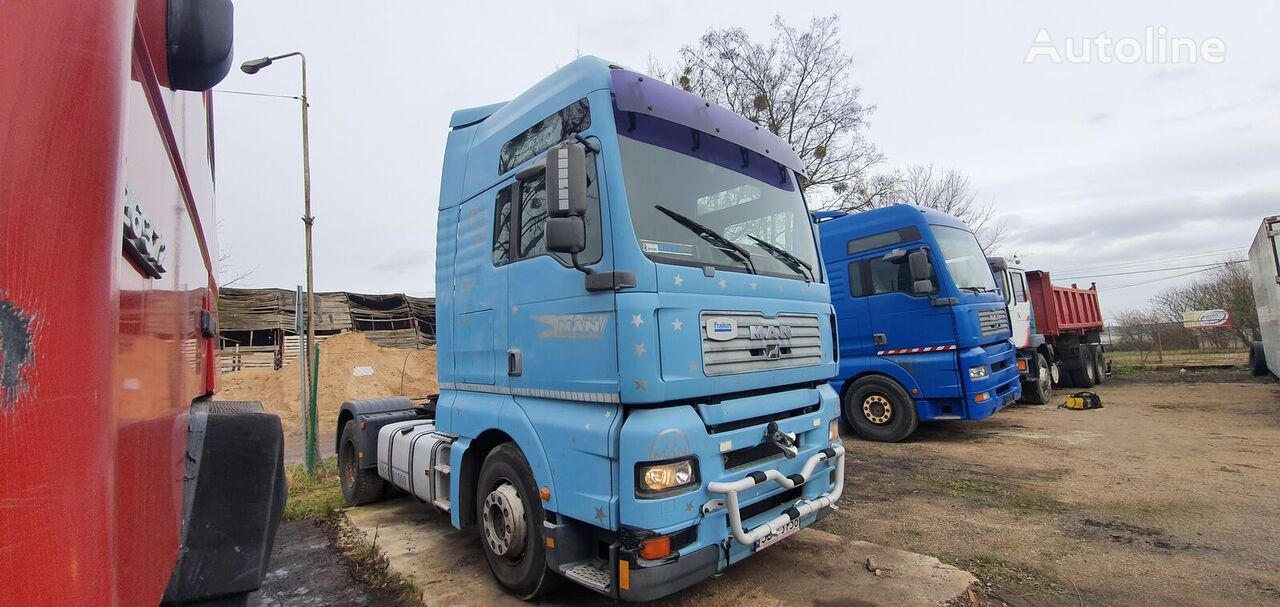 MAN TGA 410 Spring / Air Perfect Condition !  tractor unit