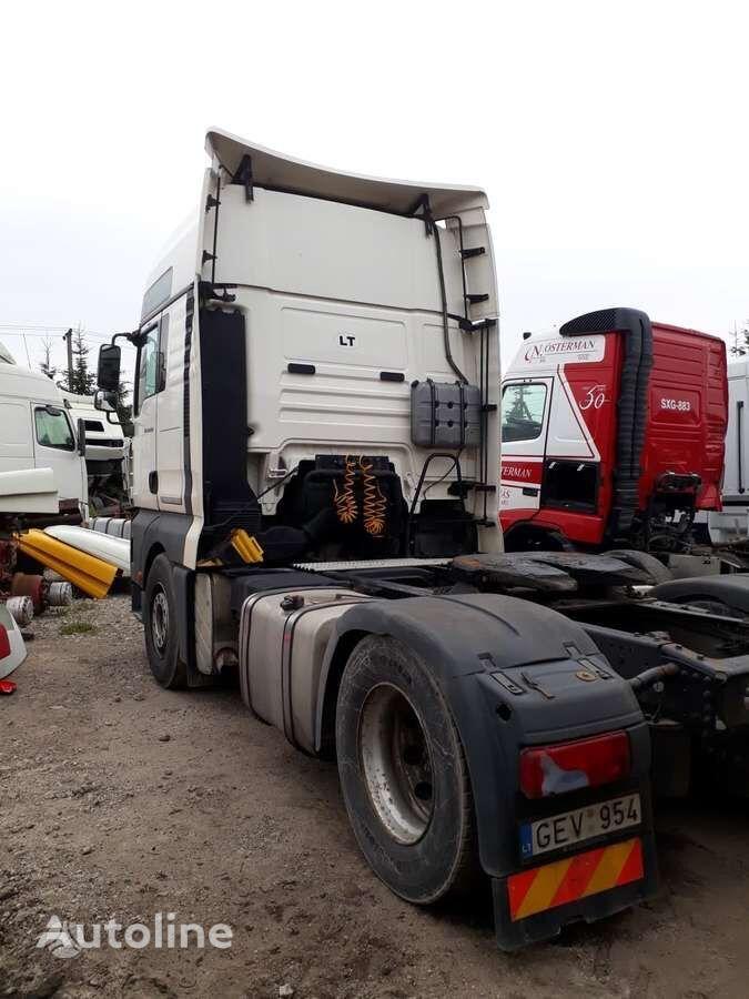 MAN TGA, semi-trailer trucks tractor unit for parts