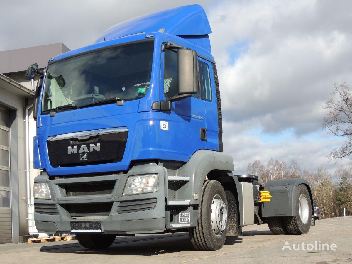 MAN TGS 18.320 Ciągnik siodłowy, 2012rok, EURO 5, AdBlue tractor unit