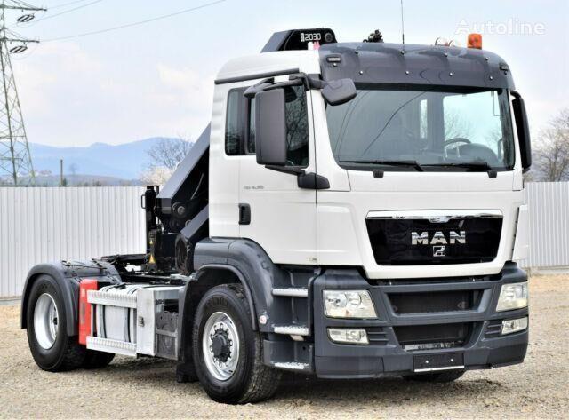 MAN TGS 18.360 tractor unit