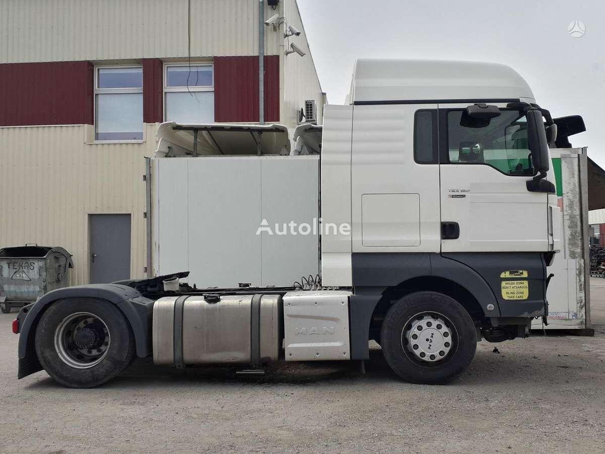 MAN TGX 18 tractor unit for parts