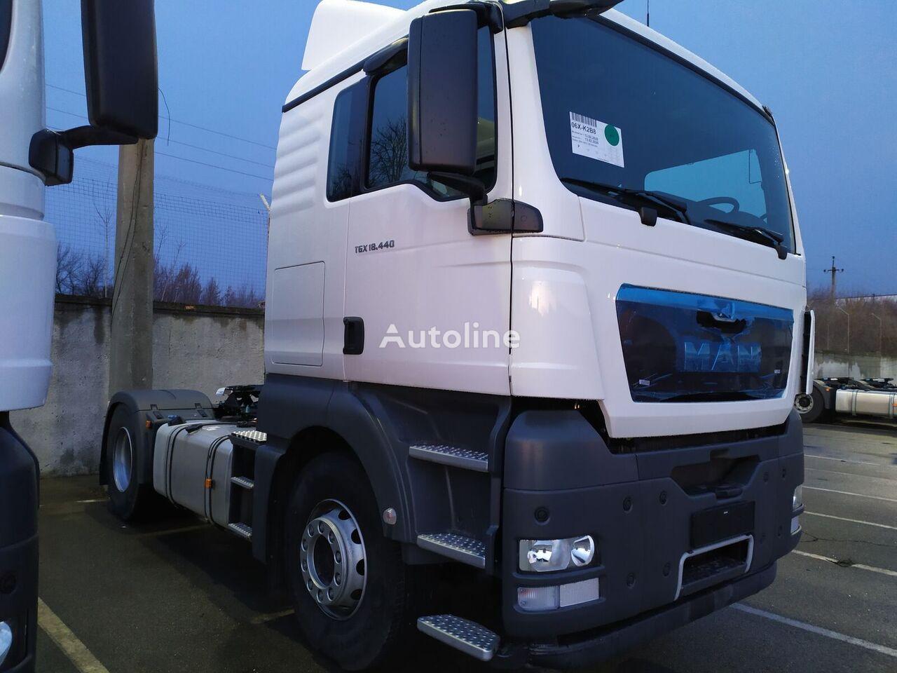 new MAN TGX 18.440 4*2 Evro-5,pid zerno,pid bochki,kredit tractor unit