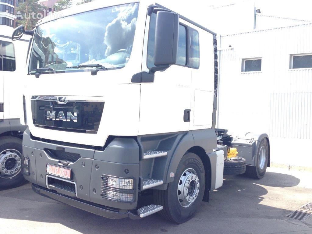 new MAN TGX 18.440 AGRO v nalichii tractor unit