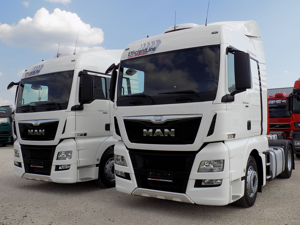 man tgx euro 6 all new tractor units for sale. Black Bedroom Furniture Sets. Home Design Ideas