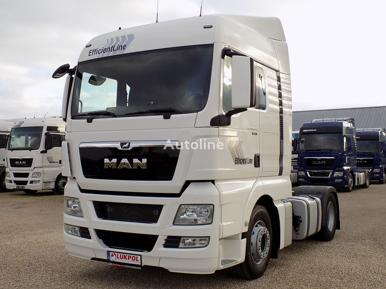 MAN TGX 18.440 - STANDARD - AUTOMAT - ALL NEW !! tractor unit