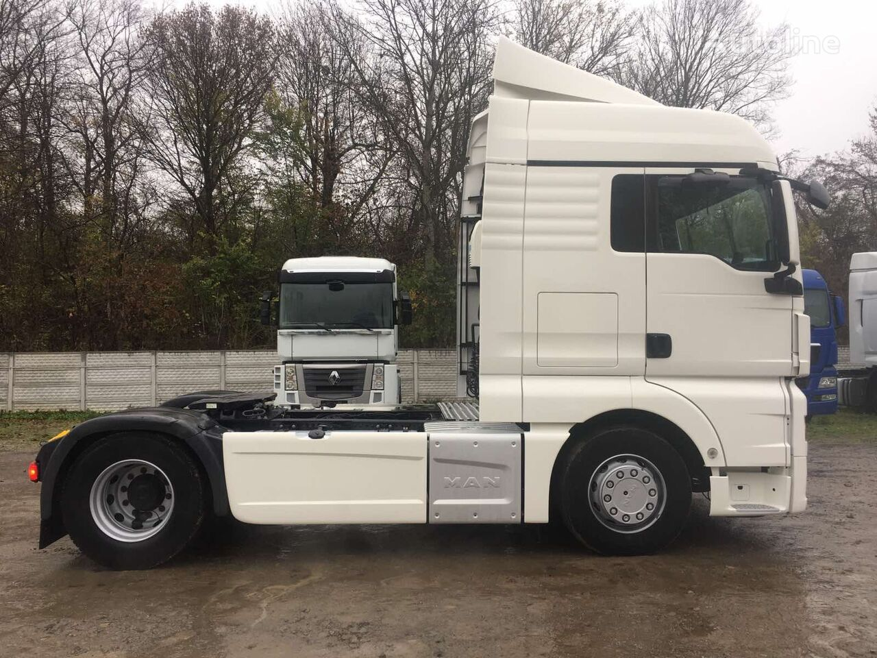 MAN TGX 18.440 v Lizing tractor unit