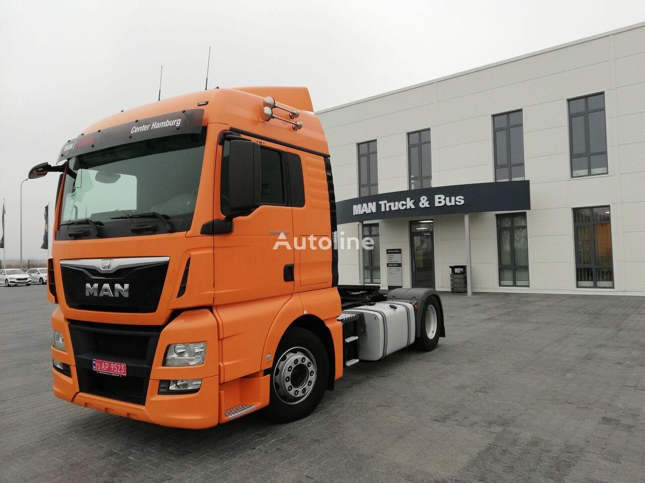 MAN TGX 18.440 v nayavnosti, zavodska pidgotovka, garantiya, finansuv tractor unit