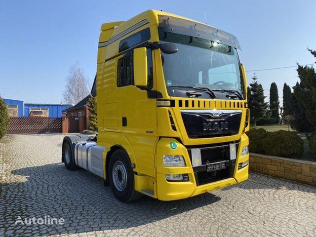 MAN TGX 18.480  tractor unit