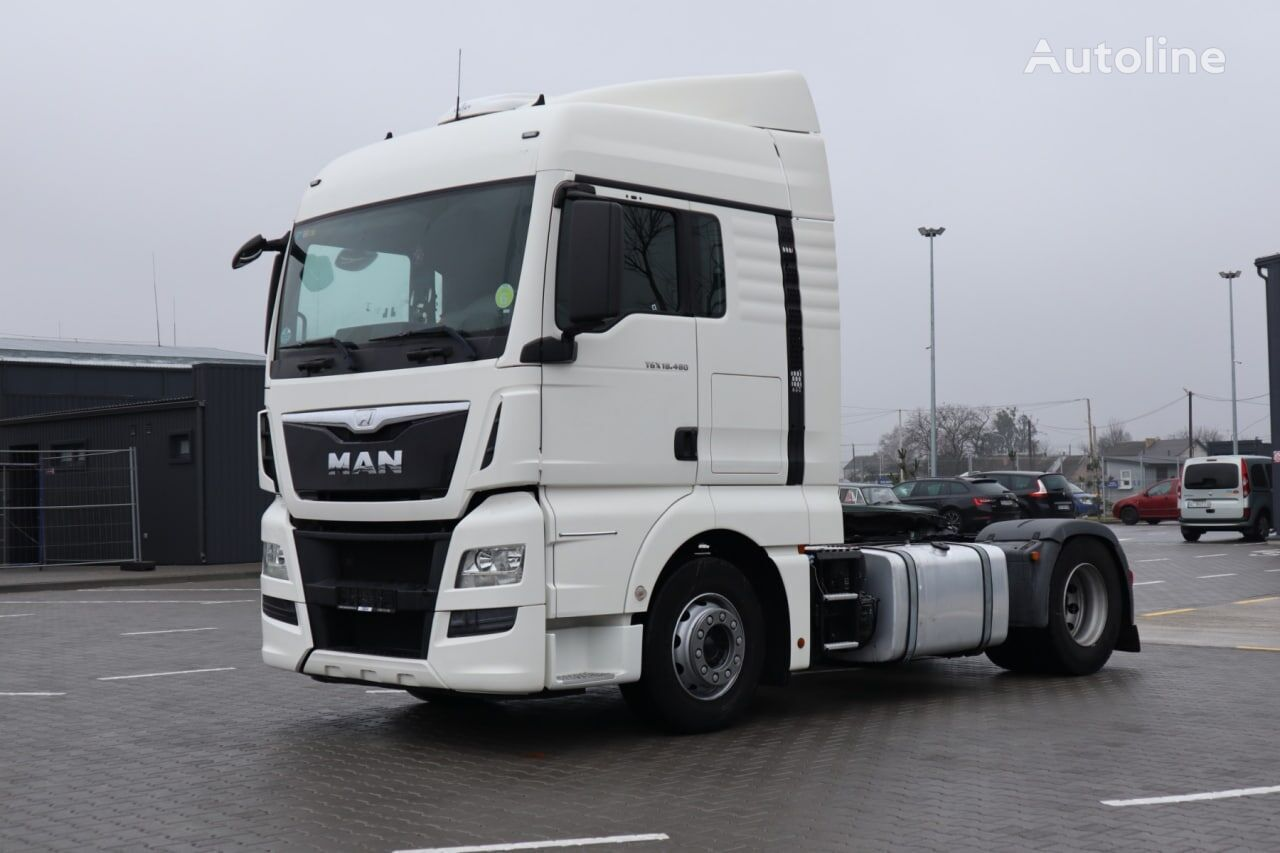 MAN TGX 18.480 v Lizing tractor unit