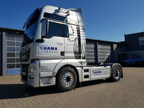 new MAN TGX 18.640 LLS XXL, PerformanceLine,Mi tractor unit