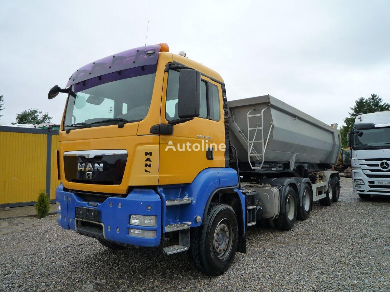 MAN TGX 26.400 tractor unit