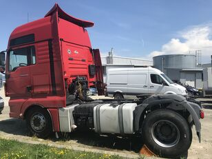Damaged MAN TGX tractor units for sale, buy damaged MAN TGX tractor unit