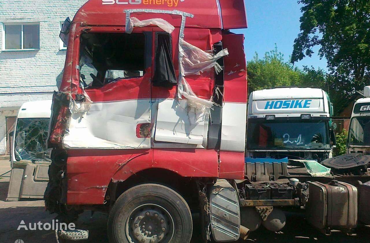 MAN tga tractor unit for parts