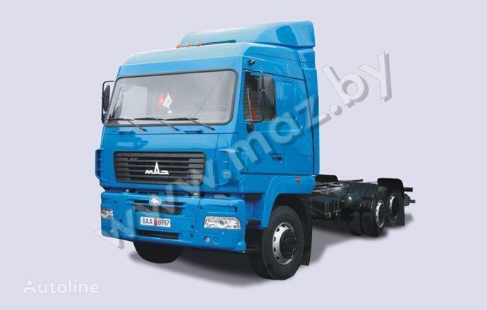 new MAZ 6310 tractor unit
