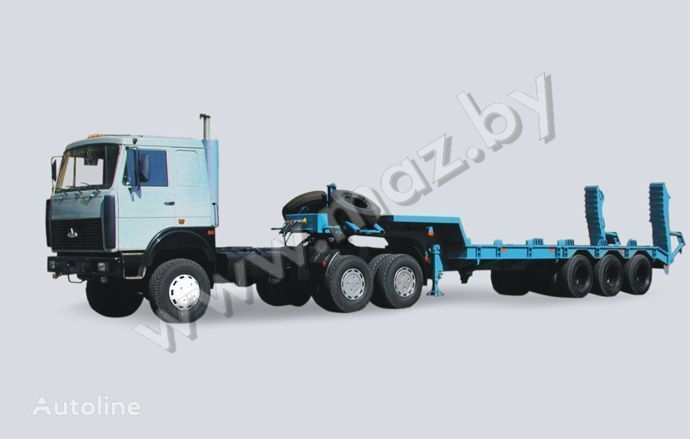 new MAZ 6425 (05, 08) tractor unit