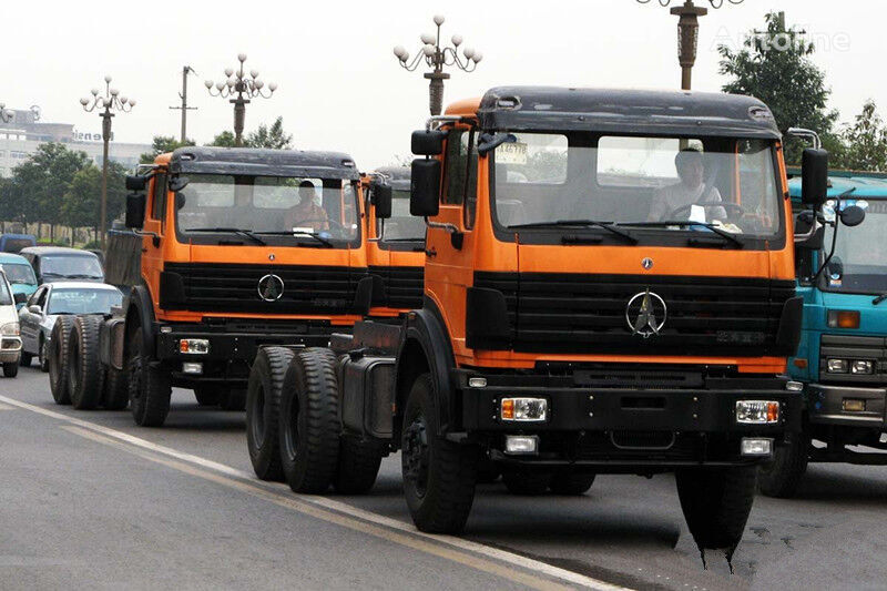 MERCEDES-BENZ tractor unit