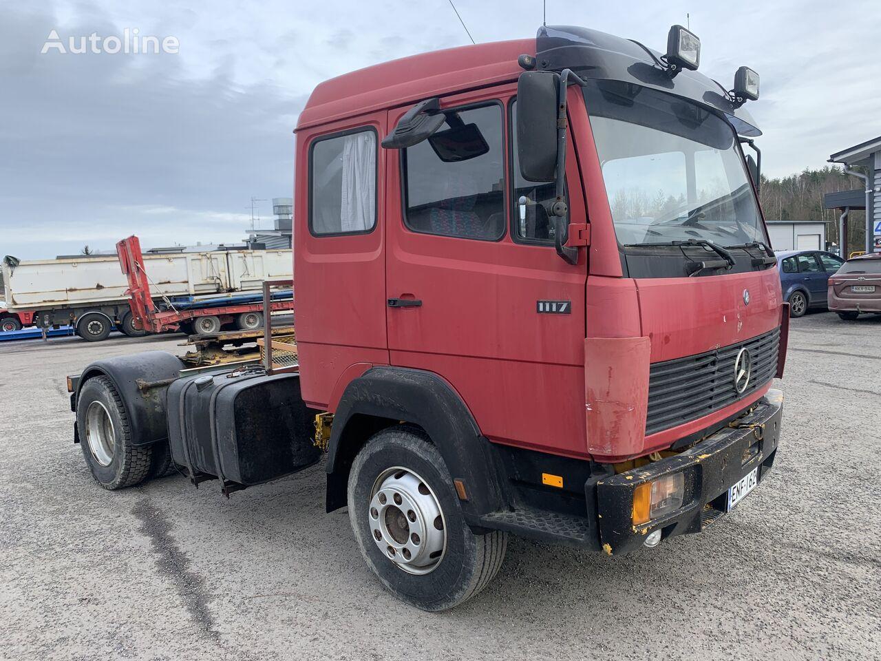 MERCEDES-BENZ 1117  tractor unit