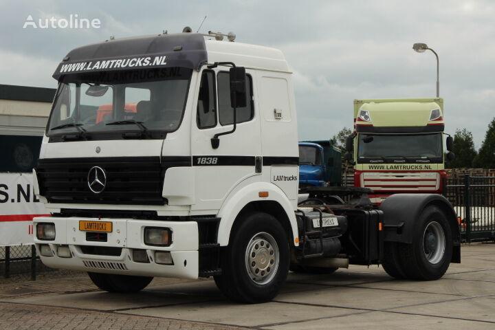 MERCEDES-BENZ 1738 EPS 3 PENDALEN tractor unit
