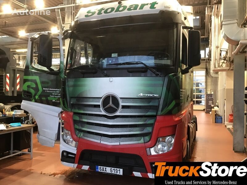 MERCEDES-BENZ 1845 LS nRL 4x2 tractor unit